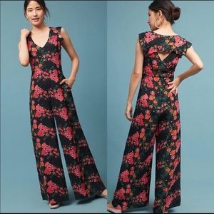 Anthropologie Tracy Reese laureate jumpsuit sm 🌟